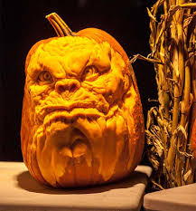 Clown Pumpkin Template by This Guy Makes The Scariest Pumpkin Carvings Ever Bored Panda