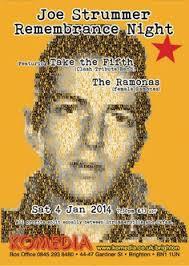 Joe Strummer Mural Portobello Road by London To See A Joe Strummer Mural Unveiled This Week The Clash