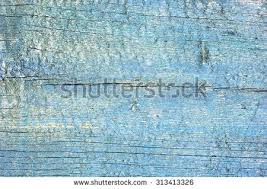 Old And Blue Vintage Wood Texture Background