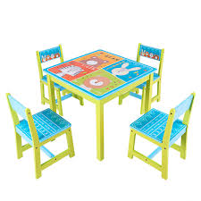 Kids Table And Chairs Set For Toddler Baby Furniture With Cartoon ... Disney Cars Hometown Heroes Erasable Activity Table Set With Markers Shop Costway Letter Kids Tablechairs Play Toddler Child Toy Folding And Chairs Fabulous Chair And 2 White Home George Delta Children Aqua Windsor 2chair 531300347 The Labe Wooden Orange Owl For Amazoncom Honey Joy Fniture Preschool Marceladickcom Nantucket Baby Toddlers Team 95 Bird Printed