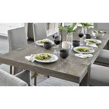 Shop Modern Flint Rectangular Desmond Dining Table