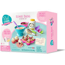 Play Kitchen Sets Walmart by Real Cooking Ultimate Baking Starter Set Walmart Com