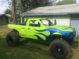 1994 Ford Ranger Mud Racing Truck 557 Cu In Big Block Ford Very Fun ...