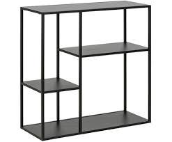 3er wandregal hängeregal metall küchenregal wohnzimmer