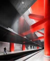 bureau metro gallery of designs unveiled for two moscow metro stations 23