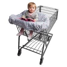 Boppy Baby Chair Elephant Walk by Boppy Park Gate Shopping Cart And High Chair Cover Pink Target