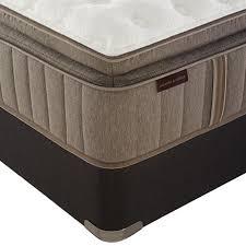 Stearns & Foster Three Pools V Plush Pillowtop Mattress – Mattress