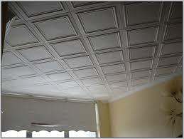 Drop Ceiling Tiles 2x2 White by Decorative Drop Ceiling Tiles 2 2 Tiles Home Decorating Ideas