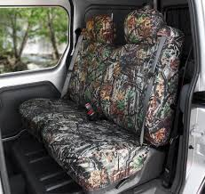 CalTrend - Hunter Camo Custom Seat Covers | Best Camouflage Car Seat ...