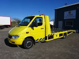 100 Used Tow Truck MERCEDESBENZ Sprinter 316 Autotransporter Tow Trucks For Sale