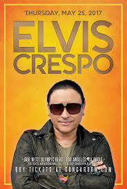 Conga Room La Live Concerts by Conga Room Presents Elvis Crespo Tickets Conga Room Los