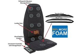Best Massage Pads For Chairs by 10 Best Massage Cushions For Back Shoulder And Thigh In 2017