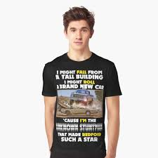 100 The Fall Guy Truck Graphic TShirt By Coolness68 Redbubble