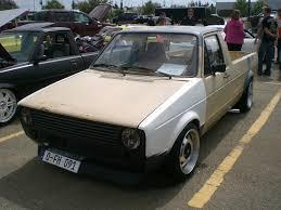 100 Rabbit Truck 1981 Volswagen Blondy Flickr