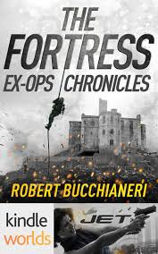 Robert Bucchianeri Does JET Kindle Worlds THE FORTRESS Web