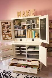 best 25 craft storage furniture ideas on pinterest ikea desk