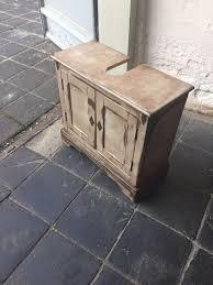 vintage waschbecken unterschrank in 04229 leipzig for