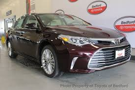 Toyota Avalon Floor Mats Replacement by 2018 New Toyota Avalon Limited At Toyota Of Bedford Serving