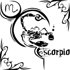 Tribal Zodiac Symbol Tattoos Scorpio Aquarius