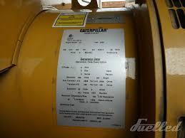 100 Griffin Ibeam 300kW CAT C9 Diesel Power Generator Fuelled