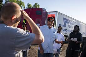 100 Trucking Schools In Ga Americas Trucker Shortage Could Undermine Economy