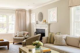 simply taupe transitional living room boston by jeanne