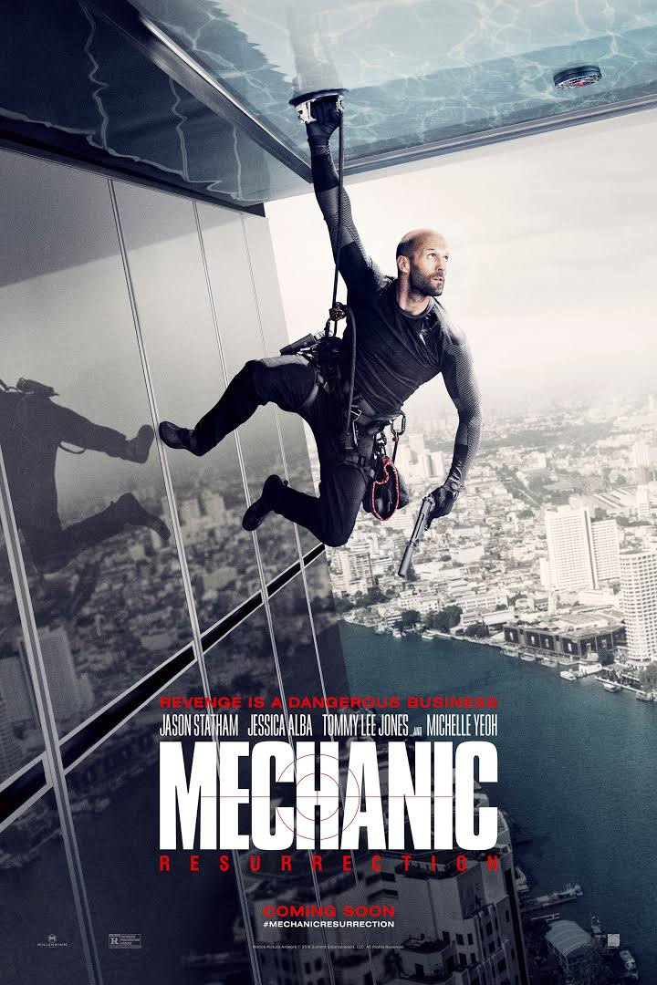 The Mechanic 2: Resurrection-The Mechanic 2: Resurrection