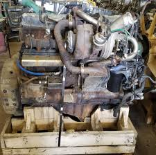 100 Ac Truck Parts 2006 Mack AC460 Stock P1161 Engine Assys TPI