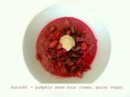 Pumpkin Seeds Low Glycemic Index by Vegan Borscht Pumpkin Seed Sour Cream Paleoveganista