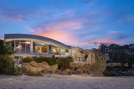 Whimsical Rock House In Laguna Beach | IDesignArch | Interior ... Others Natural Rock House Comes With The Amazing Design Best 25 Hawaiian Homes Ideas On Pinterest Modern Porch Swings Architectures Traditional Stone House Designs Exterior Homes Home Castle Herbst Architects Elevate Your Lifestyle Luxury Plans Styles Exteriors Baby Nursery A Frame Home A Frame Kodiak Pre Built Unique Designed Depot Landscape Myfavoriteadachecom Gallery Of Local Pattersons 5 Brown Wooden Wall Design Transparent Glass Windows And
