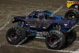 100 Monster Truck Orlando Truck Overkill Evolution Driven By Mike Stock Photo