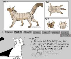 cat creator 8 best create a cat images on warriors warrior cats