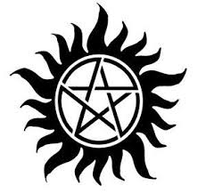In Supernatural Season 3 Episode 12 Jus Bello Sam And Dean Show Their Matching Anti Demon Possession Tattoos