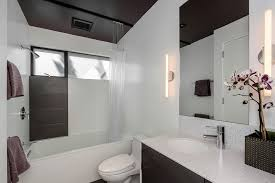 dollar store curtains reference ideas for modern bathroom with