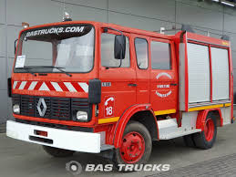 100 Red Fire Trucks For Sale At BAS Renault Truck S130 4X2 111987