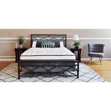 Walmart Bed In A Box by Bedinabox Silk Symphony 14 U0027 U0027 Medium Gel Memory Foam Mattress