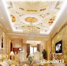 3d decke wandmalereien tapete decke fresken bemalte decke design tapeten für wohnzimmer