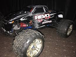 100 Traxxas Nitro Rc Trucks Revo RC Truck In Eastham London Gumtree