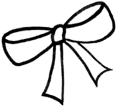 Pin Color Clipart Bow 14