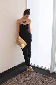 A Chic Jumpsuit Bisous Brittany