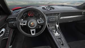 Gallery 2017 Porsche 911 GTS interior