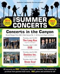 Free Summer Concert And Food Trucks In Orange County