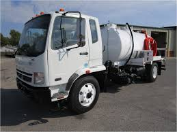 100 Used Vacuum Trucks For Sale 2008 MITSUBISHI FUSO FK Truck Auction Or Lease