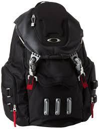 amazon com oakley men s bathroom sink backpack black one size