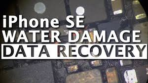 iPhone SE Water Damage Data Recovery