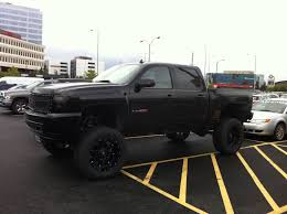 100 Blacked Out Truck Blacked Out Headlights Page 2 Chevy Forum GMC