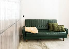 Crate And Barrel Margot Sofa by A Guest House In Porto For The Creative Set Remodelista