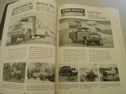 100 Truck Blue Book 1953 Ford HILDYS BLUE BOOK Special Equipment Marmon