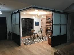 100 Interior Sliding Walls Fixer Upper Moving Anderson Glass