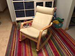 Ikea Poäng Rocking Chair - Nursery/Baby   In Emsworth, Hampshire   Gumtree Ikea Poang Rocking Chair Cream Wooden In Ss14 Basildon For A Gender Neutral Pastel Nursery With Mountain Mural J Jen White Lounge Model Axvall Baby Cartlands Tour Rocking Chairs Ikea Girlidolco Rockingchair Pong Birch Veneer Hillared Anthracite Fniture Enchanting For Your Living Hack Rocker In The Nashstyling Gray Julia Brunos Colorful And Airy Home Little One Stylish Cozy Attractive Inexpensive I K E
